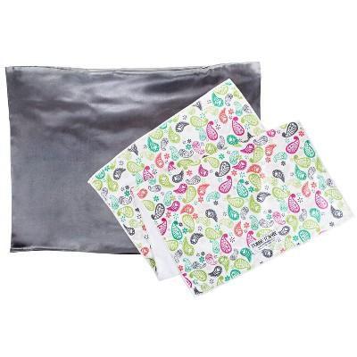 Turbie Twist Turbie Towel and Satin Pillowcase
