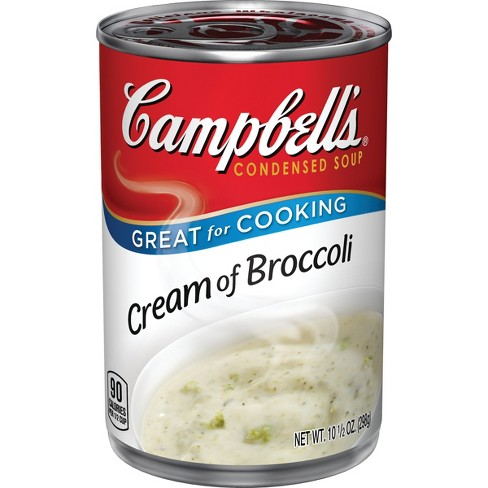 Campbell's® Condensed Cream of Broccoli Soup 10.5 oz - image 1 of 5