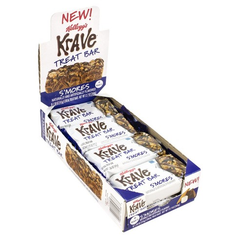 Krave S'mores Treat Bars - 12.7 oz - 8 ct - image 1 of 1