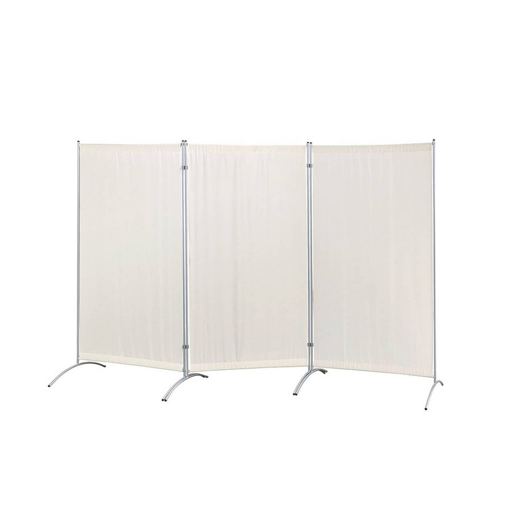 Image of Galaxy Indoor Room Divider Beige - Proman Products