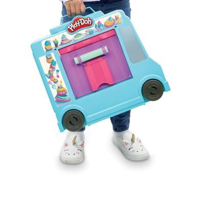 Play-Doh Ice Cream Truck Playset