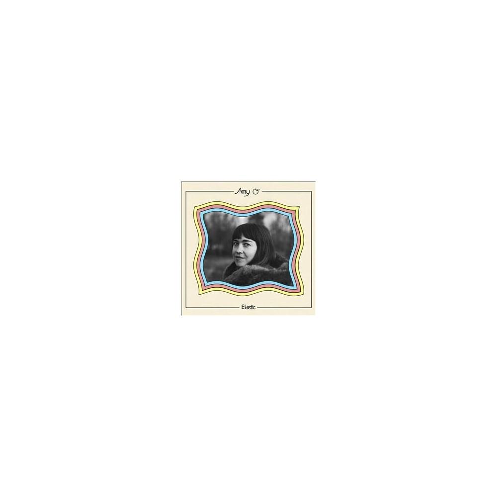 Amy O - Elastic (CD), Pop Music