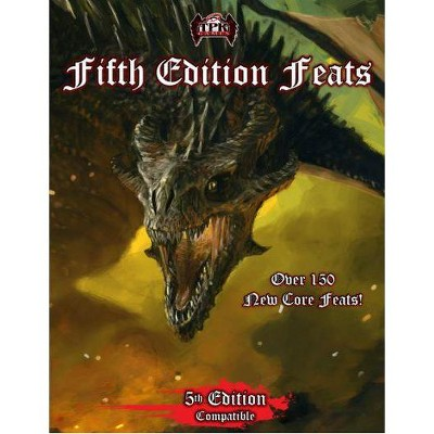 Fifth Edition Feats Softcover