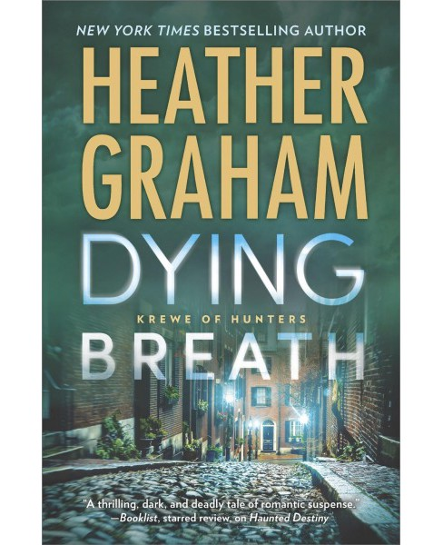 Dying Breath (Hardcover) (Heather Graham) - image 1 of 1