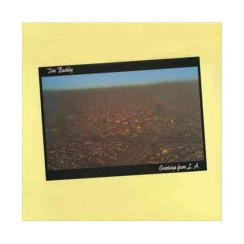 Tim Buckley - Greetings from L.A. (Vinyl) - image 1 of 1