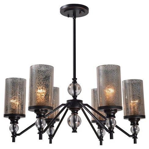 Kenroy Home Chole 6 Light Chandelier - image 1 of 1