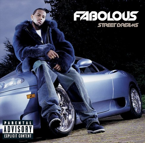 Fabolous - Street dreams [Explicit Lyrics] (CD) - image 1 of 3