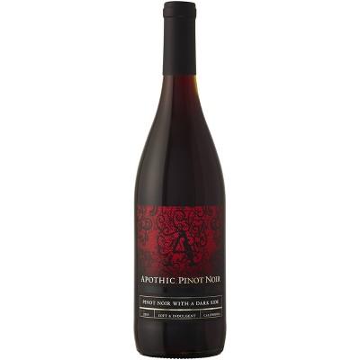 Apothic Pinot Noir Red Wine - 750ml Bottle