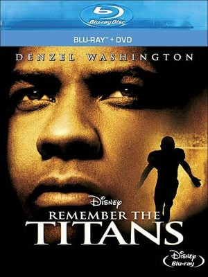 Remember the Titans (Blu-Ray/DVD)(Blu-ray)
