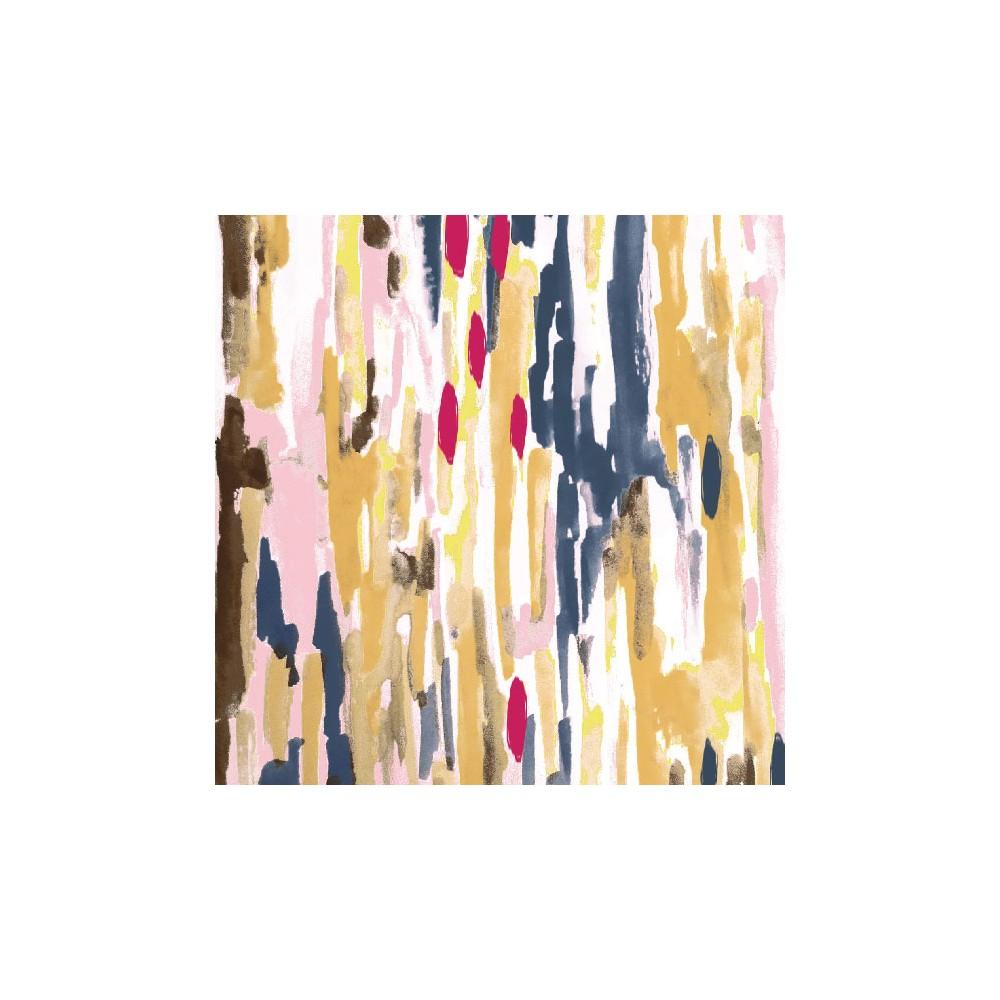 Image of Thirstystone Stone Coaster Autumn Woods, Multi-Colored
