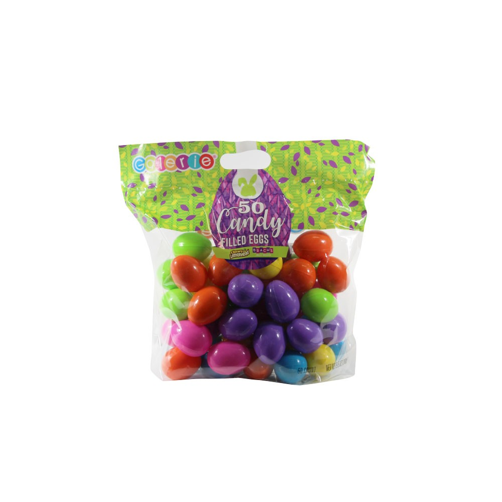 Galerie Candy Filled Easter Eggs - 50ct/9.5oz