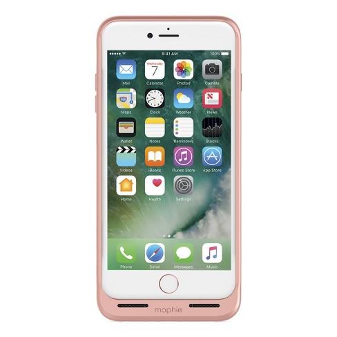 wholesale dealer c3179 ae70e Mophie iPhone 7 Plus Rechargeable Case - Juice Pack Air