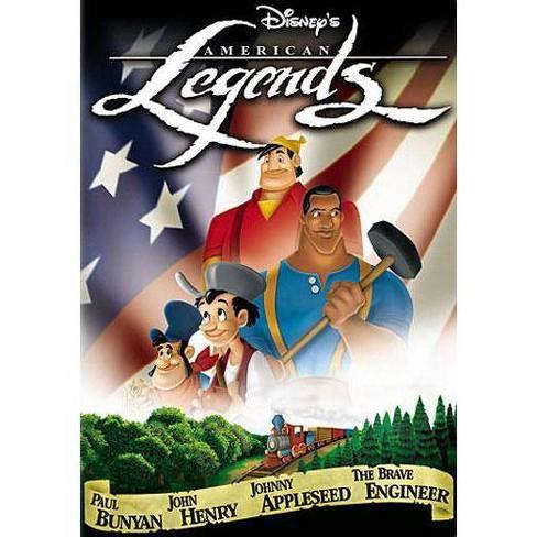 American Legends (DVD) - image 1 of 1
