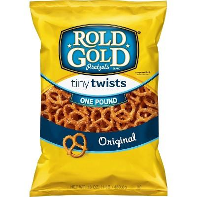 Rold Gold Tiny Twists Pretzels - 16oz