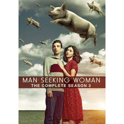 Man Seeking Woman: The Complete Season Three (DVD) - image 1 of 1