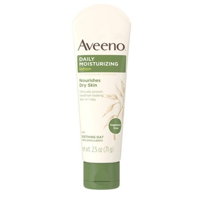 Body Lotions: Aveeno Daily Moisturizing Lotion