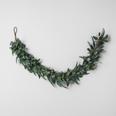Eucalyptus Garland - Hearth & Hand™ with Magnolia