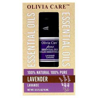 Olivia Care 100% Pure Lavender Essential Oil 15ml