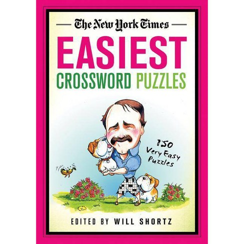 The New York Times Easiest Crossword Puzzles - (New York Times Crossword Collections) (Paperback) - image 1 of 1