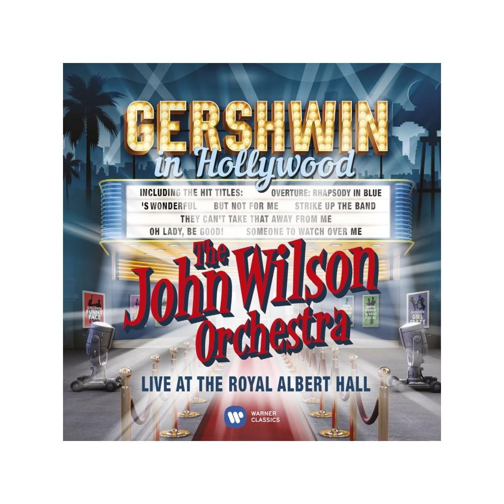 John Orchest Wilson - Gershwin In Hollywood (CD)