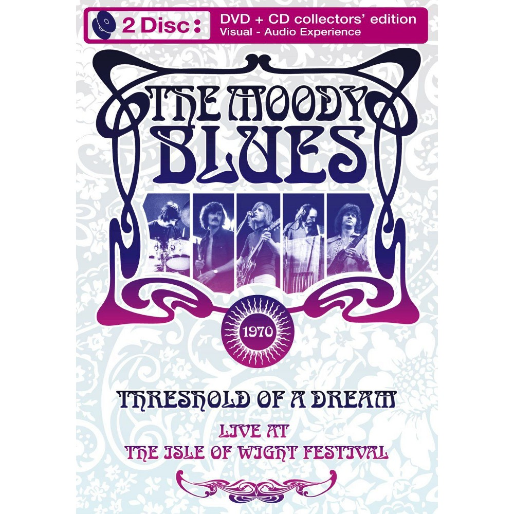 Threshold Of A Dream:Live At The Iow (Dvd)