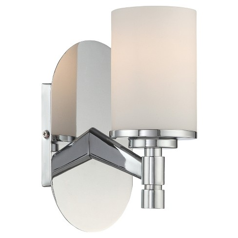 Lina Wall Lamp - Chrome - Lite Source - image 1 of 2
