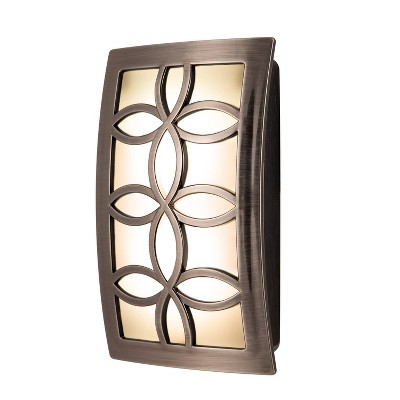 General Electric LED CoverLite Brushed Nickel Night Light