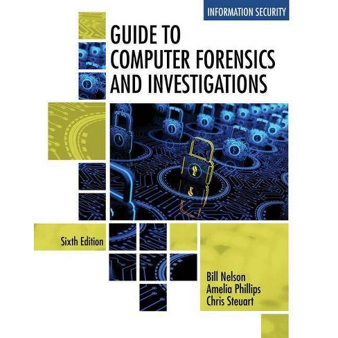 Guide to Computer Forensics and Investigations - 6 Edition (Paperback) - image 1 of 1