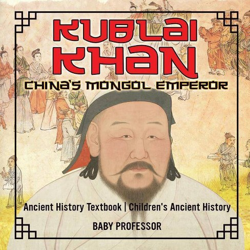 Kublai Khan - by  Baby Professor (Paperback) - image 1 of 1