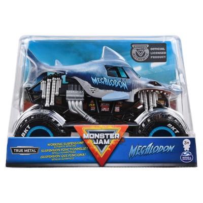 Monster Jam Official Megalodon Monster Truck - 1:24 Scale