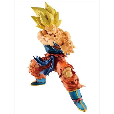 Dragon Ball Legends Super Saiyan Son Goku Kamehameha 6 7 Inch PVC Figure