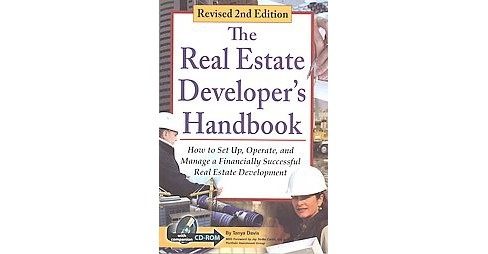 Real Estate Developer's Handbook : How to Set Up, Operate, and Manage a Financially Successful Real - image 1 of 1