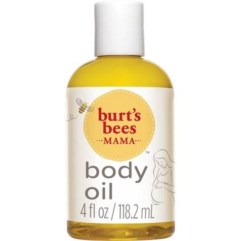 Burt's Bees Mama Bee Nourishing Body Oil - 4oz - image 1 of 4