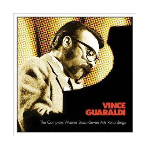 Vince Guaraldi - Complete Warner Bros. Seven Arts Recordings (CD) - image 1 of 1