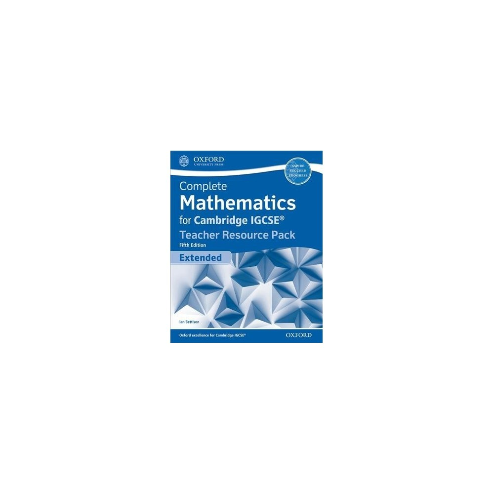 Complete Mathematics for Cambridge Igcse Teacher Resource Pack : Extended - 5 (Paperback)