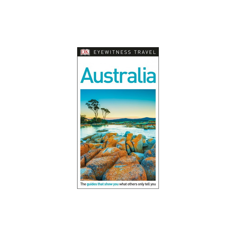 DK Eyewitness Australia - Revised (Paperback)