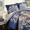 Floral Fantasy Reversible Comforter Set - Marble Hill - image 2 of 3