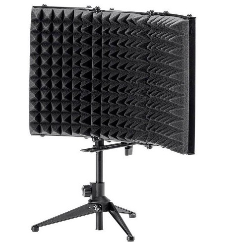 Stage Right by Monoprice Desktop Microphone Isolation Shield - image 1 of 4
