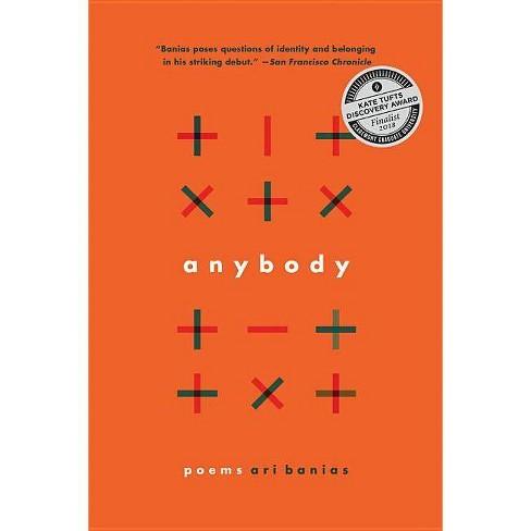 Anybody - by  Ari Banias (Paperback) - image 1 of 1
