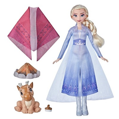 Disney Frozen 2 Storytelling Elsa Doll