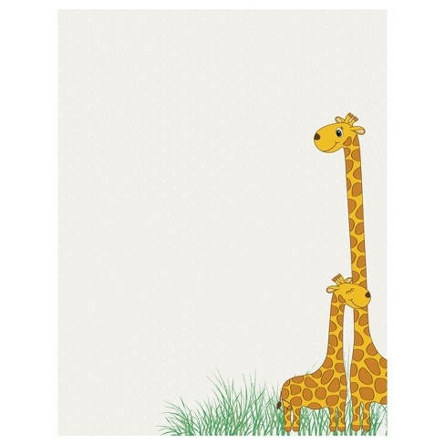 Great Papers! Baby Mama Giraffe - image 1 of 3