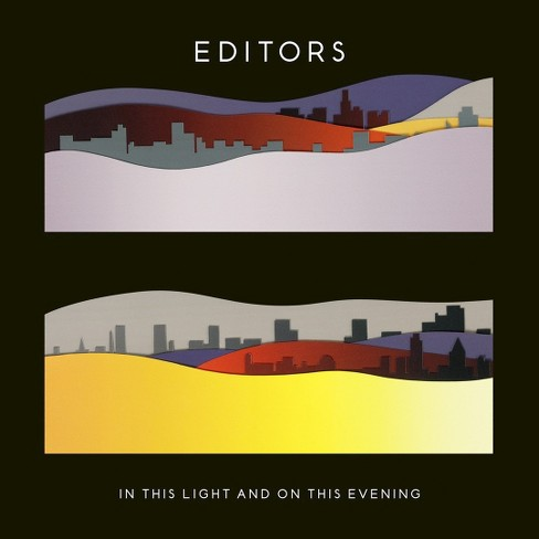 Editors - In this light and on this evening (CD) - image 1 of 2