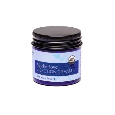 Motherlove Organic C-Section Cream - 1oz