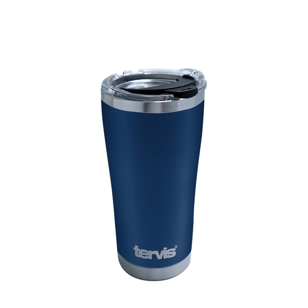 Discounts Tervis 20oz Powder Coated Stainless Steel Tumbler - Navy
