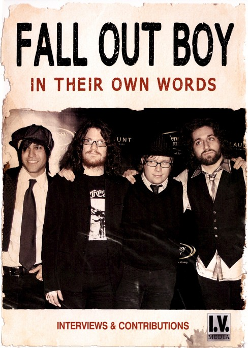 Fall out boy:In their own words (DVD) - image 1 of 1