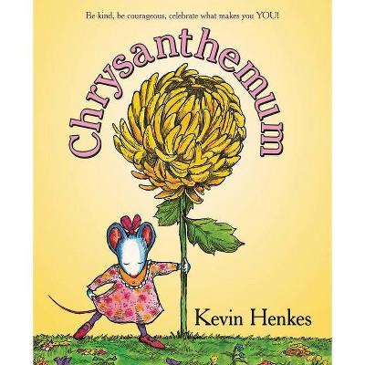 Chrysanthemum - by Kevin Henkes (Paperback)