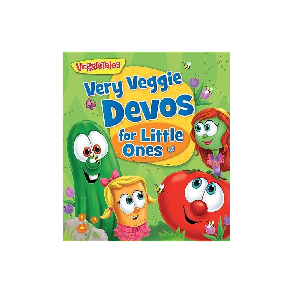 Very Veggie Devos For Little Ones Veggietales By Pamela Kennedy Anne Kennedy Brady Board Book