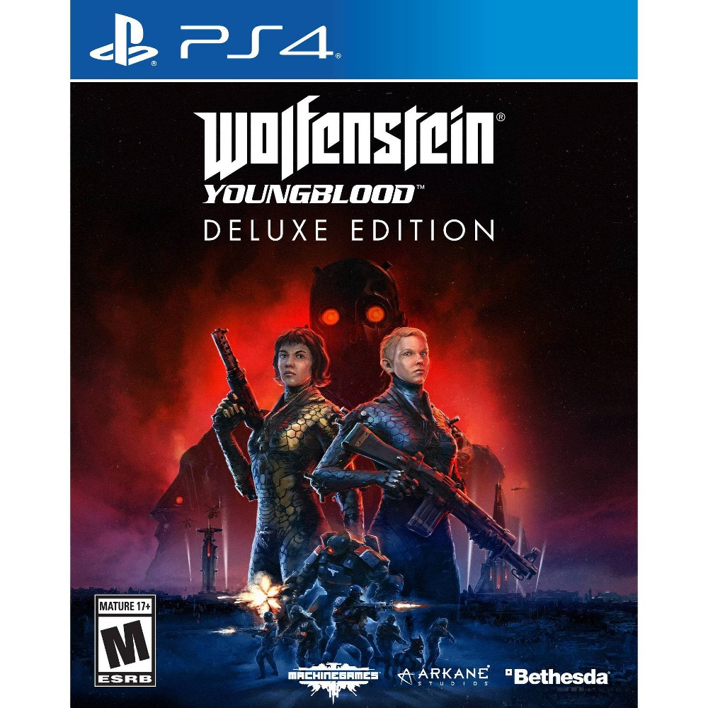 Wolfenstein: Youngblood Deluxe Edition - PlayStation 4