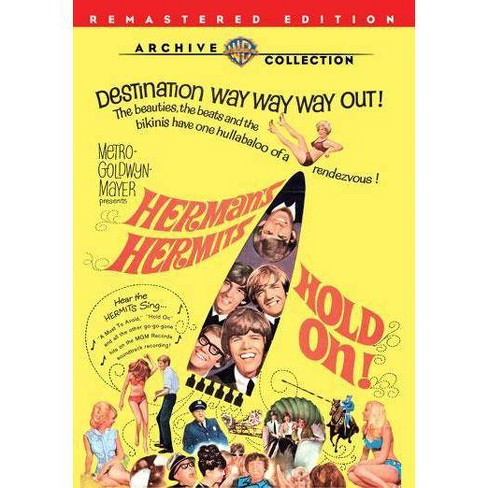 Hold On! (DVD) - image 1 of 1