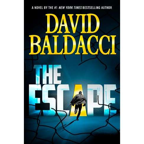 The Escape John Puller Reprint Paperback By David Baldacci